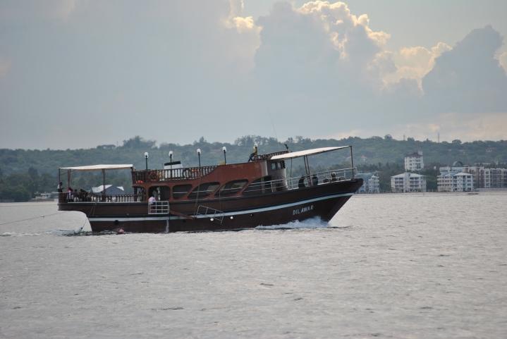 A lovely trip to Bongoyo Island!