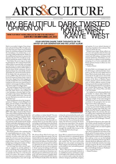 Varsity Newspaper Article Design