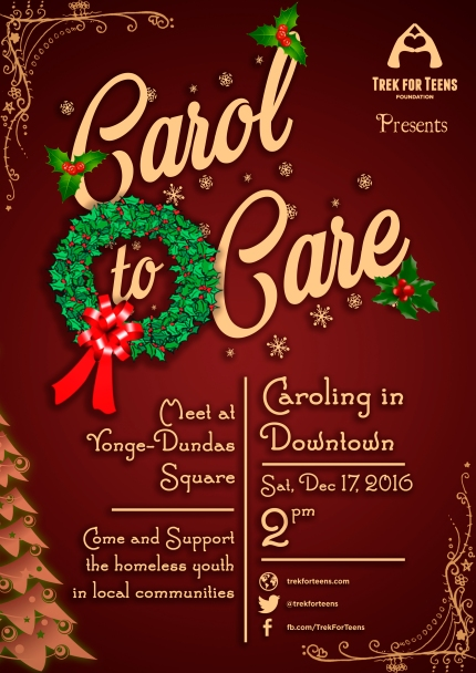 Carol To Care - Christmas Event
