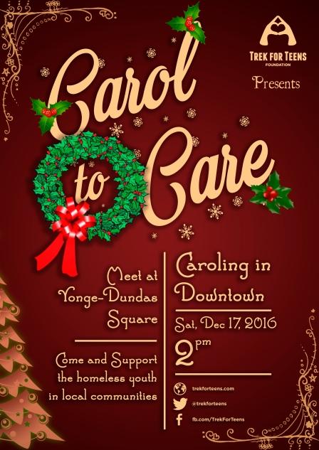 Carol To Care - Christmas Event
